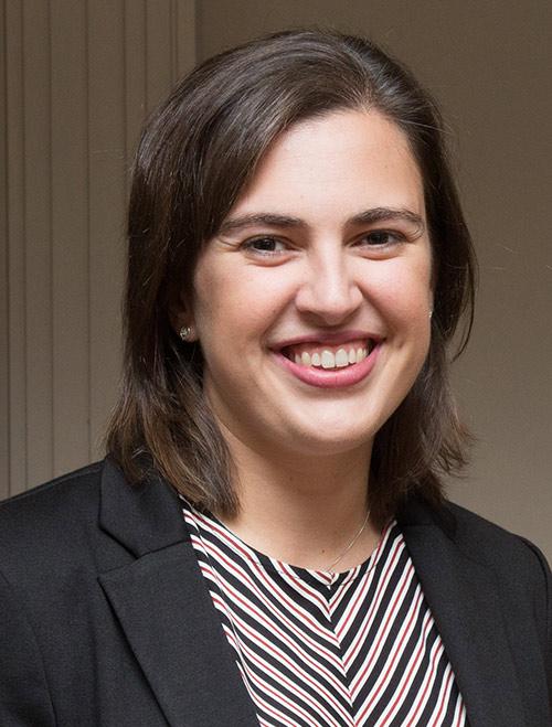 Katie Nevin, Senior Consultant